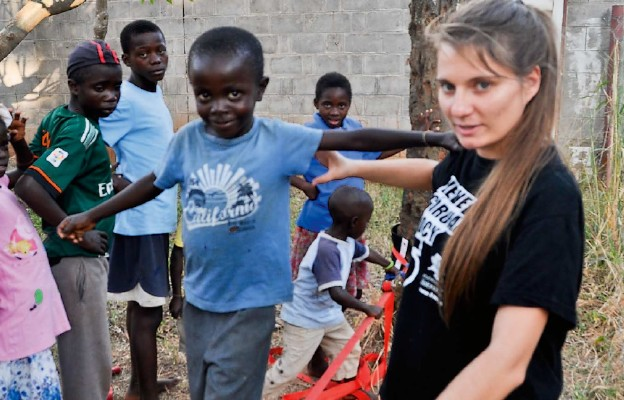 Dwie strony medalu – świadectwo z Zambii