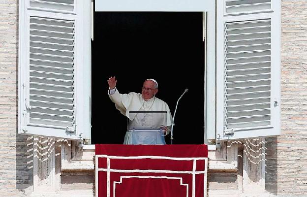 Franciszek: jesteśmy powołani, by głosić miłość Ojca