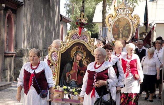 Jubileusz parafii w Czańcu