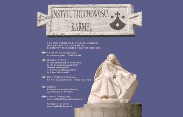Instytut Duchowości Karmel