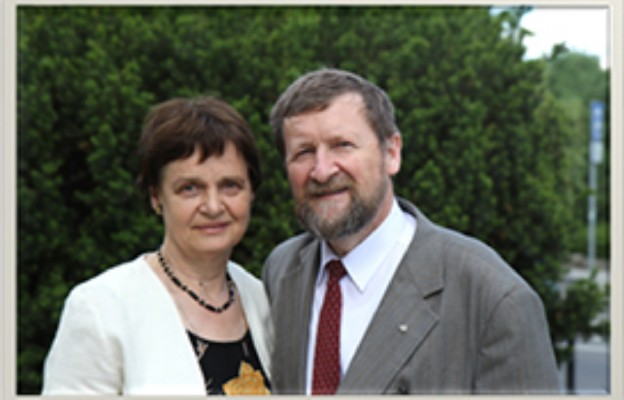Jadwiga i Jacek Pulikowscy