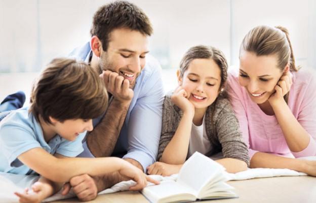 Rodzina z mocą Twórczego Słowa