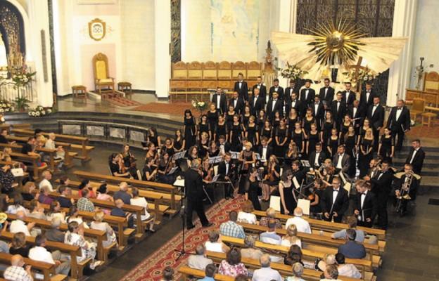 Koncert w katedrze rzeszowskiej
