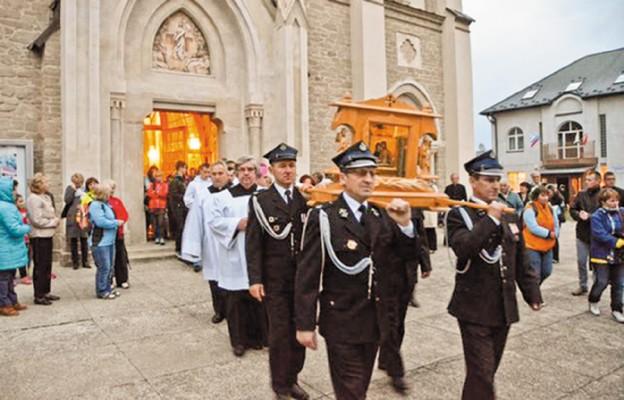 Sulisławickie uroczystości