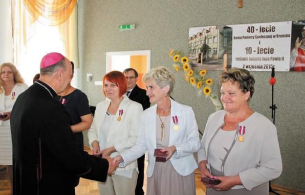 40 lat Domu Pomocy Społecznej w Brańsku