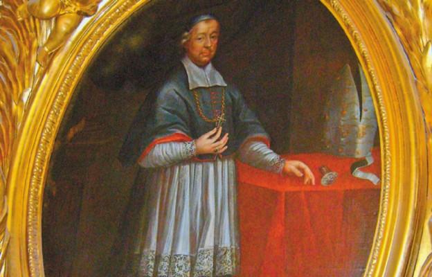 Biskup Jerzy i jego łańcucki wikariusz