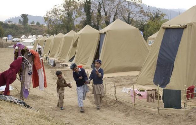 Ks. Przemysław Szewczyk buduje w Tunezji dom dla migrantów