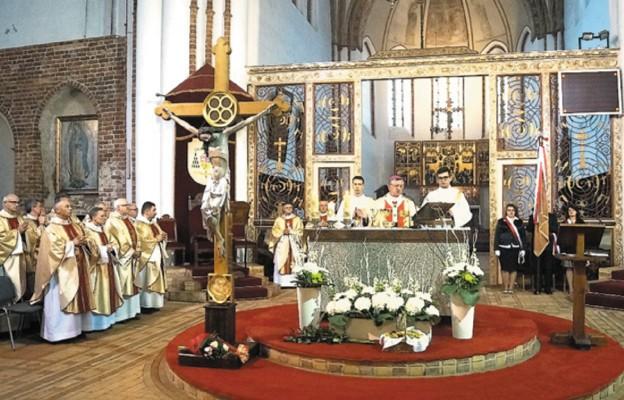 Sanktuarium Jezusa Ukrzyżowanego i Matki Bożej Bolesnej w Obrazie Brzozdowieckim