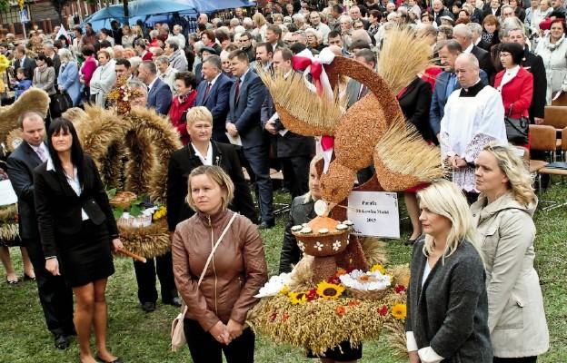 Diecezjalne dziękczynienie za plony w Bielsku Podlaskim