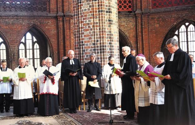 Chojeńskie ekumeniczne wołanie o jedność