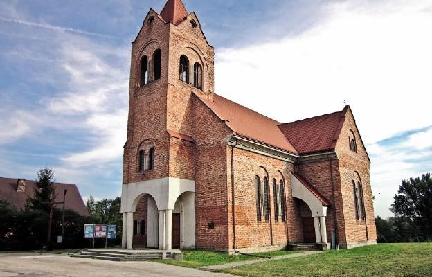 Kościół w Złotej Pińczowskiej