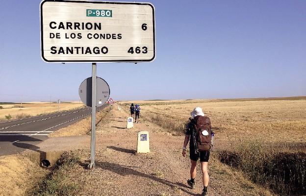 Santiago de Compostela – daleko czy blisko?