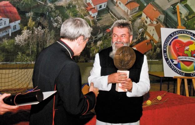 Uhonorowali wieloletniego Misjonarza