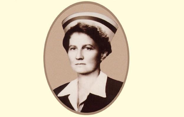 Wzór kobiety - pielęgniarki