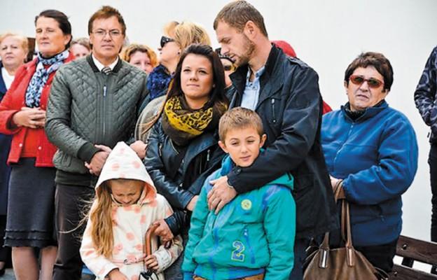 Rodziny u Jasnogórskiej Pani