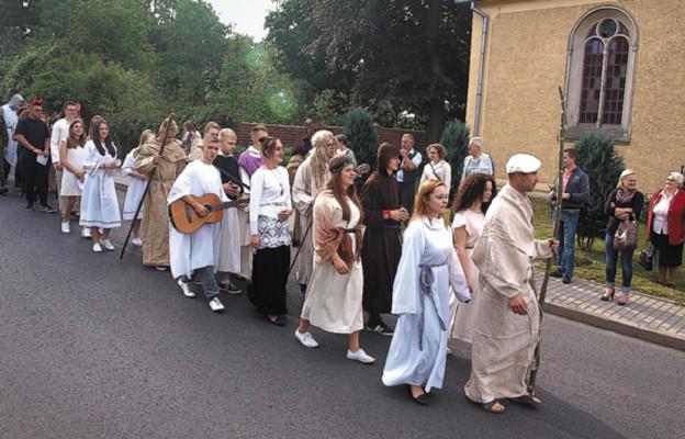 Św. Maternus na straży Lubomierza