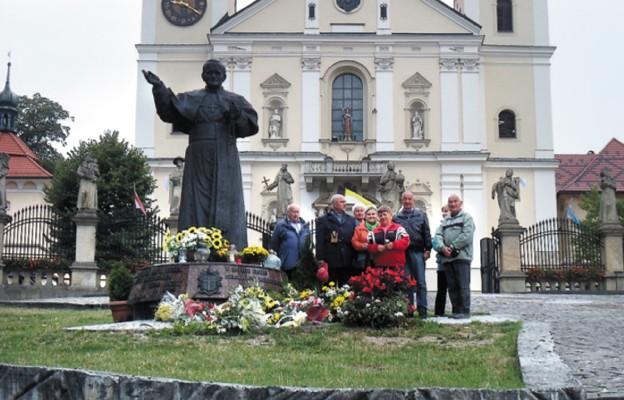 Śladami św. Jana PawłaII