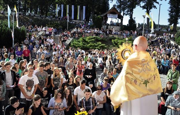 Diecezjalny Dzień Młodzieży z bł. ks. Hirschfelderem