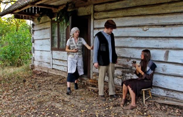 Wojciech Kusiak przyjmuje Żydówkę do swojego domu