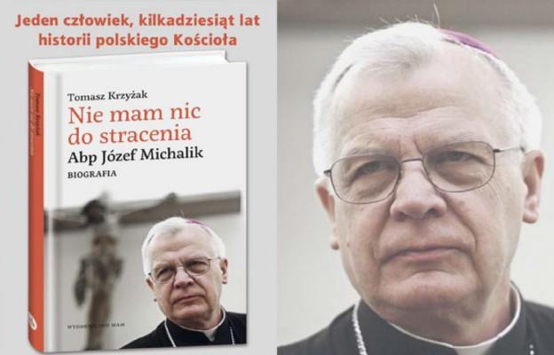 Jeden człowiek, kilkadziesiąt lat historii polskiego Kościoła