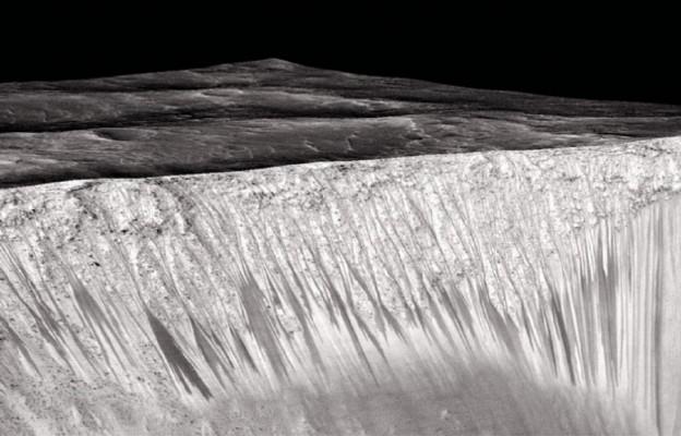 Mokry Mars