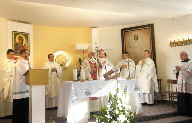 Odpust u św. Franciszka