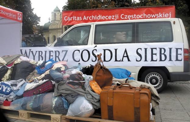 Caritas to miłość