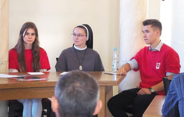Aktywne Szkolne Koła Caritas