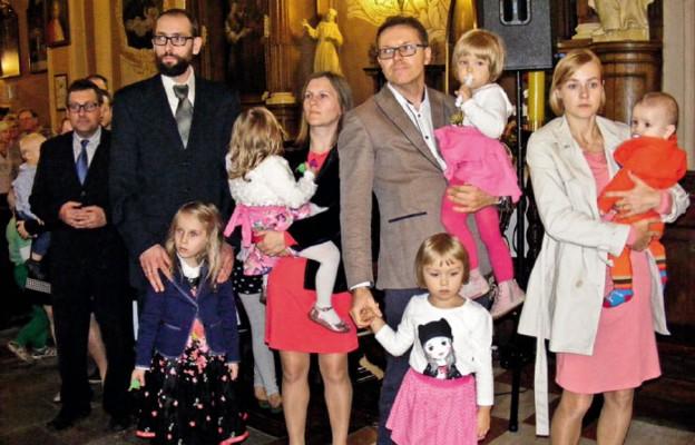 Rodzina pełna Ducha