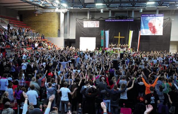 Doświadczyli mocy Ducha Świętego