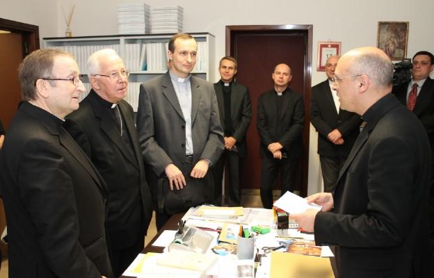W watykańskiej Kongregacji Spraw Kanonizacyjnych
