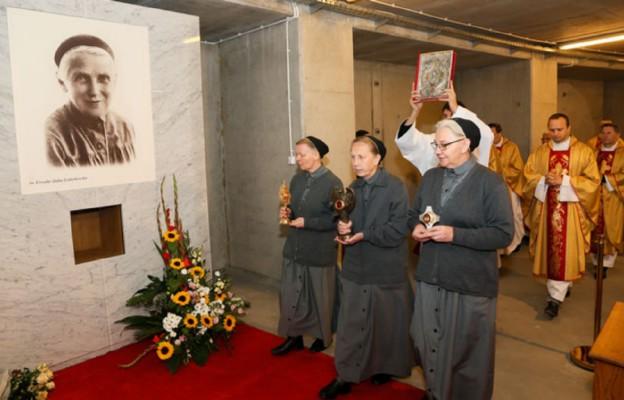 Kolejne relikwie polskich świętych w Warszawie