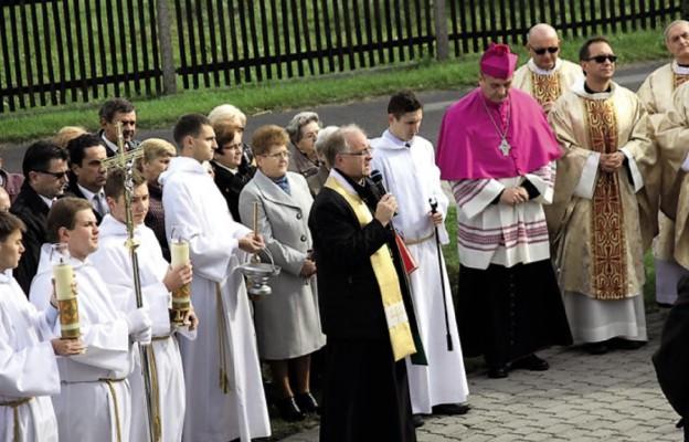 Dziękczynienie za ćwierćwiecze parafii