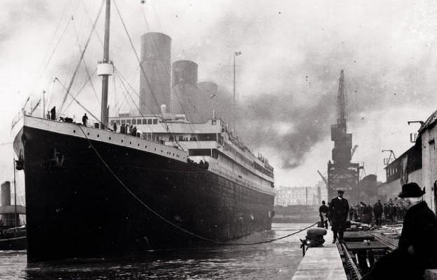 """""""Nikt mnie nie pokona"""" – głosił napis umieszczony na brytyjskim transatlantyku Titanic"""