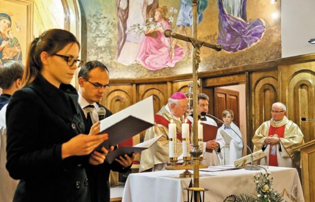 Obraz św. Jana PawłaII