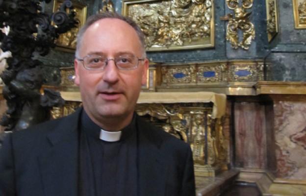 Ks.  Antonio Spadaro SJ,  dyrektor Civilta Cattolica