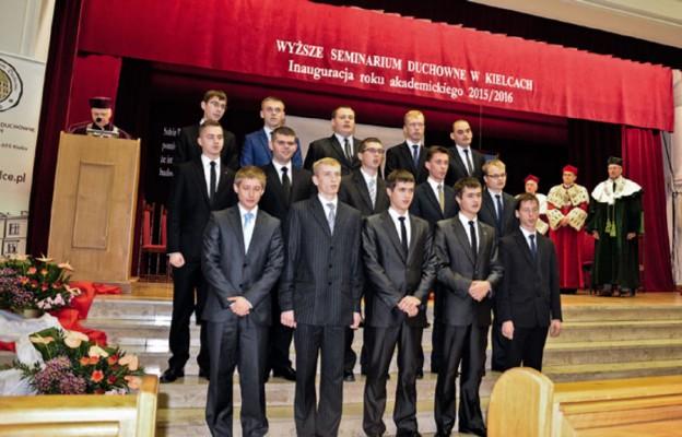 Inauguracja w Wyższym Seminarium Duchowym