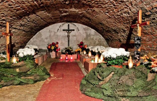 Kościelne nekropolie Przemyśla