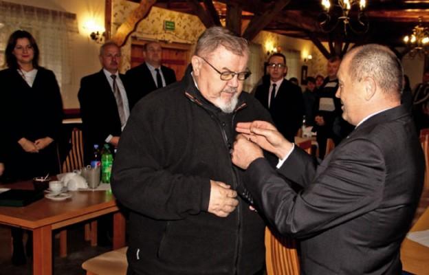 Bp Antoni Dydycz odznaczony