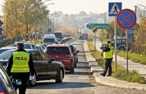Policja współpracuje zKościołem