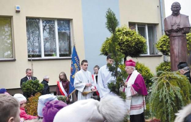 Gimnazjum im. Jana Pawła II ma 15 lat