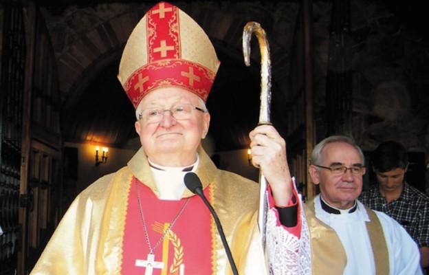 Dziękczynienie za 35 lat sakry biskupa Janusza Zimniaka