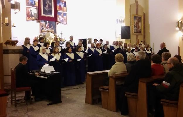 Występ chóru Cantate Deo