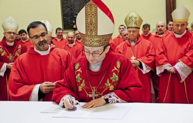 Synod zwołany