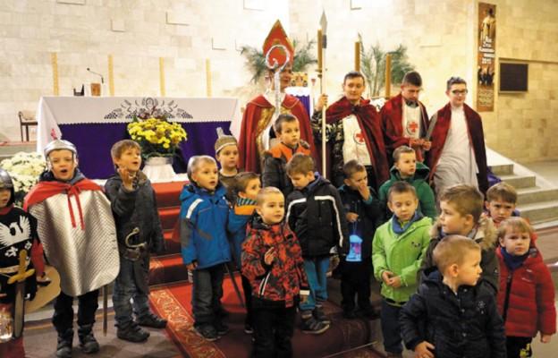 Jak u św. Wojciecha uczcili św. Marcina