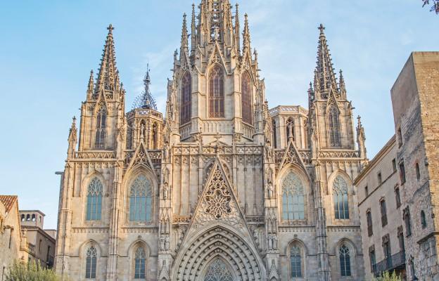 Katedra św. Eulalii w Barcelonie