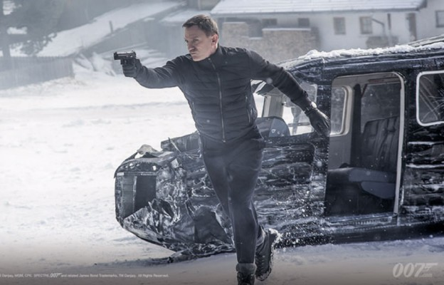 Bond posiwiał