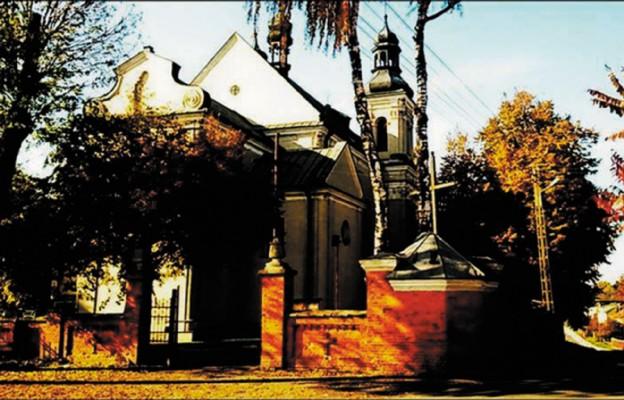Kościół parafialny w Wożuczynie