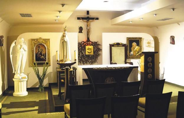 Sejmowa kaplica pełna skarbów