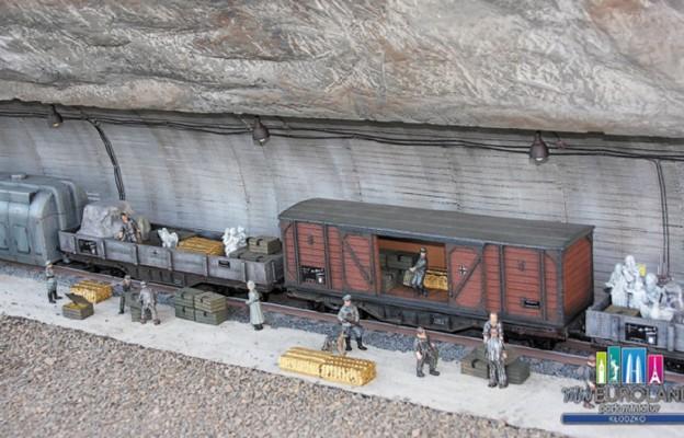 """""""Złoty pociąg"""" w kłodzkim Minieurolandzie!"""